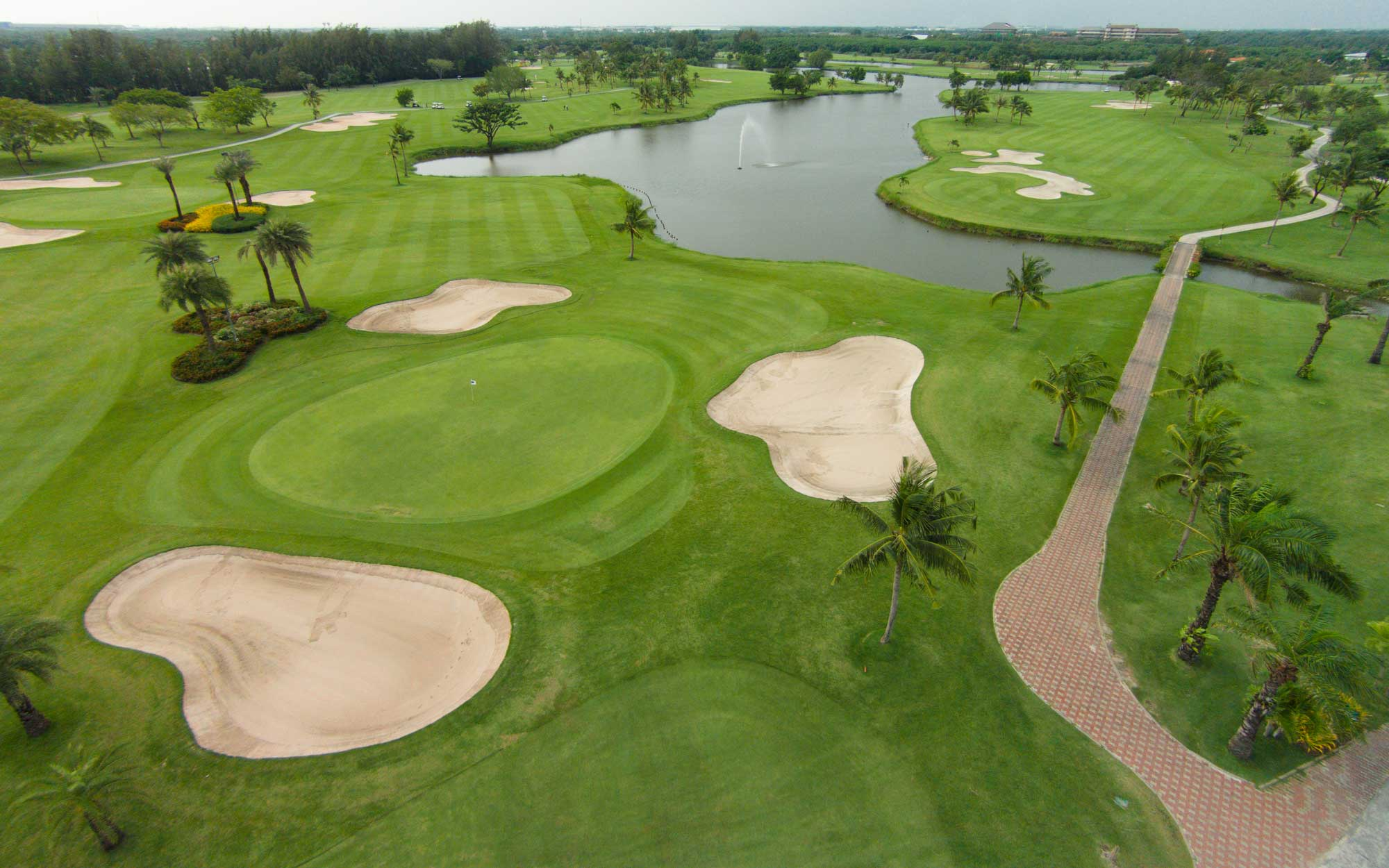 Image result for bangpakong riverside country club